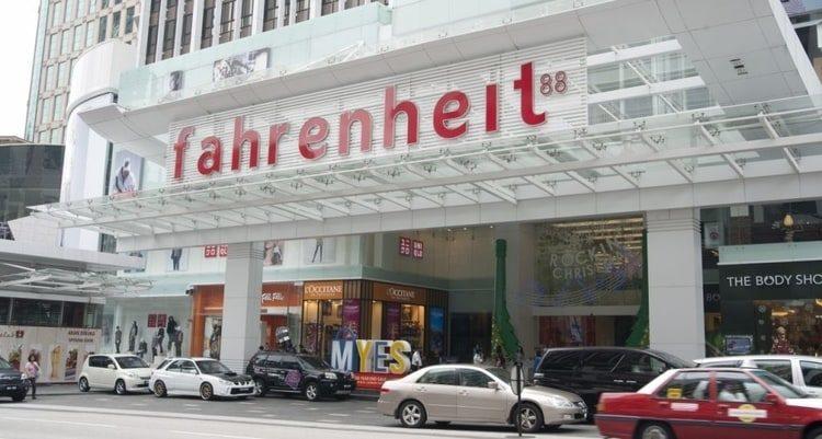 Fahrenheit 88 Kuala Lumpur