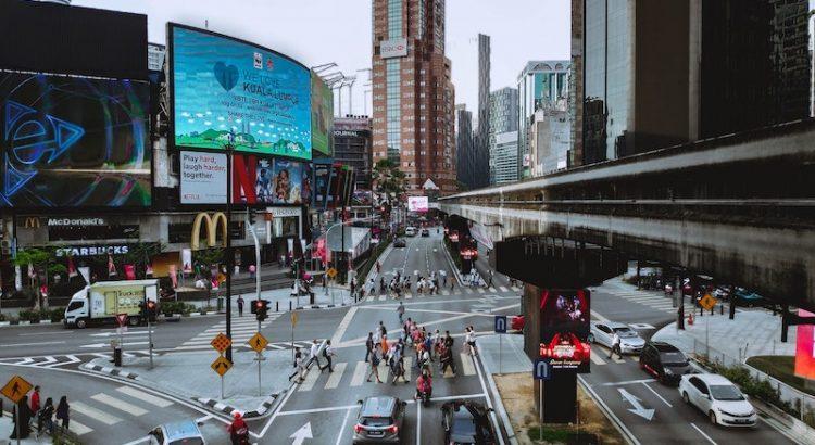 Kuala Lumpur autorijden